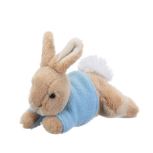 Resting Peter Rabbit Toy